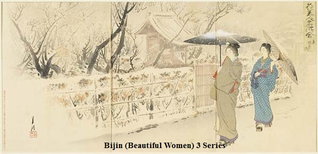 bijin series